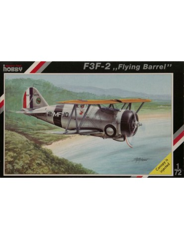 Special Hobby SH72106 F3F-2...