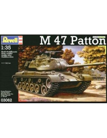 Revell 03062 M47 Patton 1/35