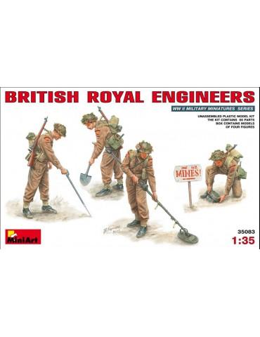 MiniArt 35083 Британские...