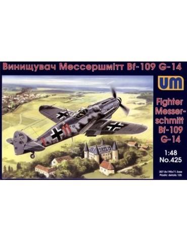 UM 425 Messerschmitt Bf 109...