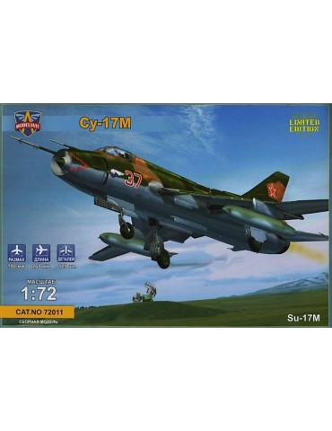 Modelsvit 72011 Су-17ТМ 1/72