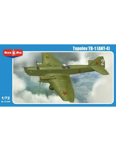 MikroMir 72-008 Самолет...