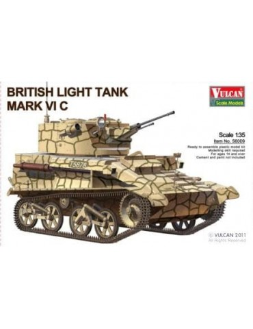 Vulcan 56009 British Light...