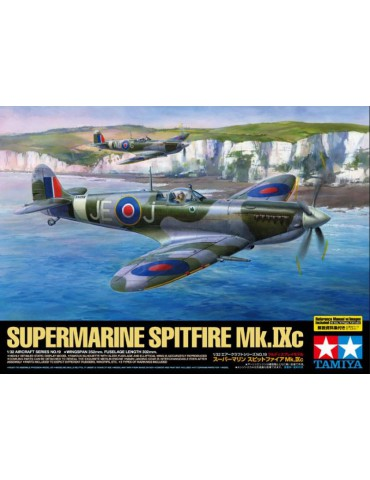 Tamiya 60319 Supermarine Spitfire Mk.IXc + бонус 1/32