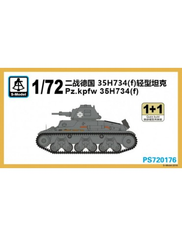 S-Model PS720176 Pz.Kpfw....
