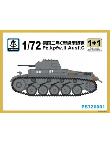 S-Model PS720001 Pz.Kpfw....