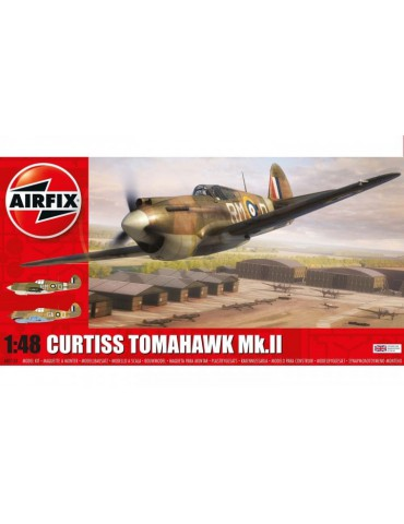 Airfix A05133 Curtiss...