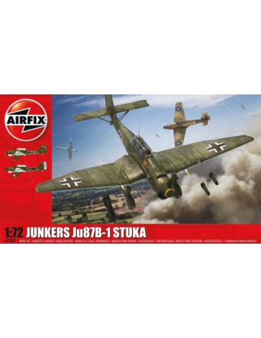 Airfix A03087 Junkers...