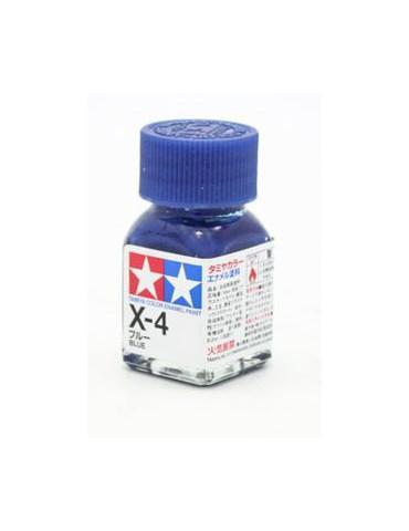 Tamiya 80004 X-4 Blue...