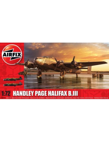 Airfix A06008A Handley Page...