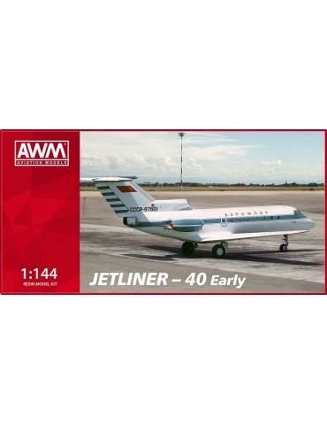 AWM Models 40340 Як-40...