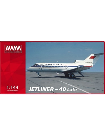 AWM Models 40440 Як-40...