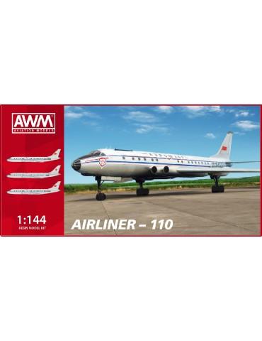 AWM Models 43110 Туполев...