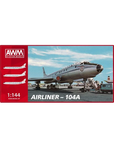 AWM Models 45104 Туполев...