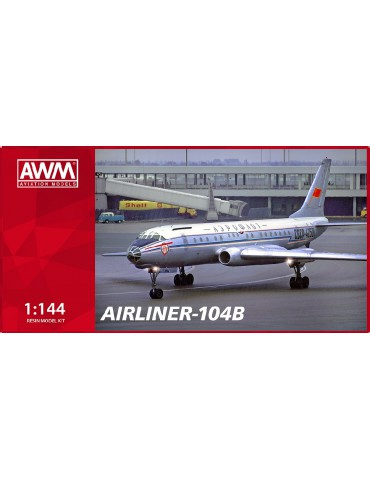 AWM Models 40104 Туполев...