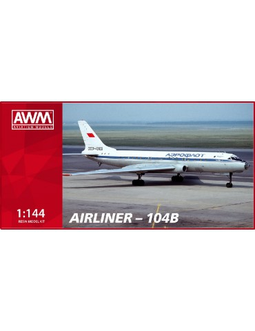 AWM Models 41104 Туполев...