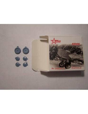 A-Resin 48006 Колеса на...