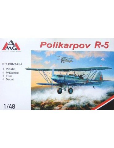 AMG 48802 Поликарпов Р-5 1/48