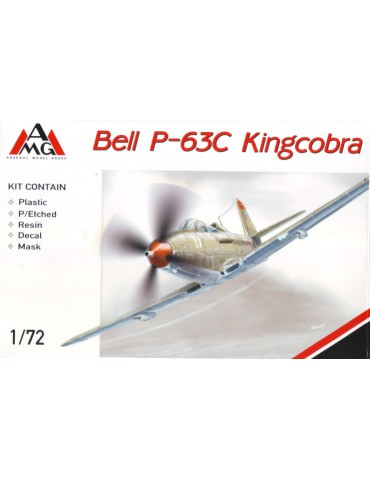 AMG 72402 Bell P-63C...