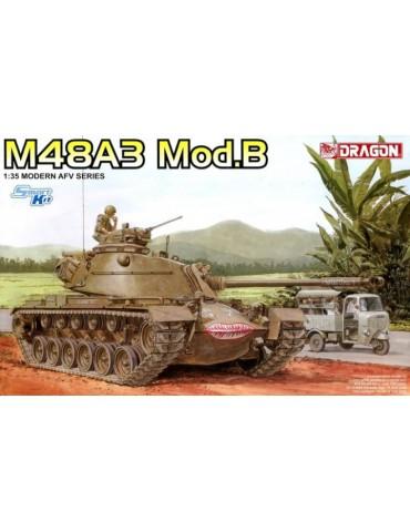 Dragon 3544 M48A3 Mod.B 1/35