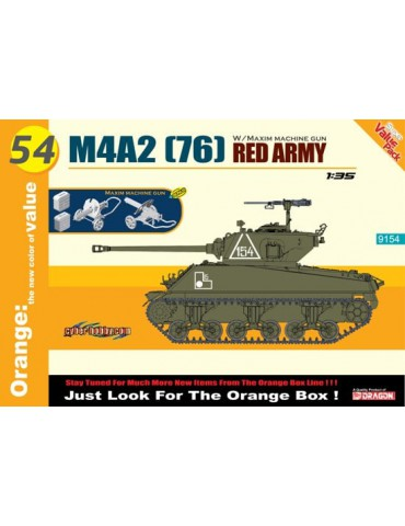 Cyber Hobby 9154 M4A2 (76)...