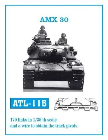 FriulModel ATL-115 AMX 30 1/35