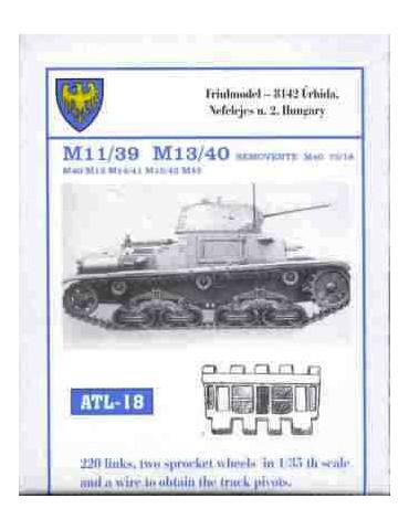 FriulModel ATL-18 M11/39...