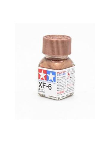 Tamiya 80306 XF-6 Copper 10мл