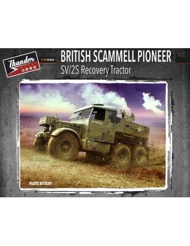 Thunder Model 35201 British...
