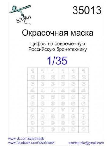 SX-Art 35013 Цифры на...