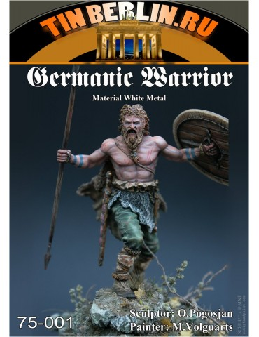 Tin-Berlin 75-001 Germanic...