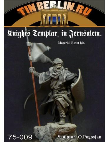 Tin-Berlin 75-009 Knights...