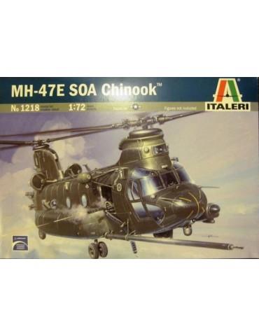 Italeri 1218 Boeing MH-47E...