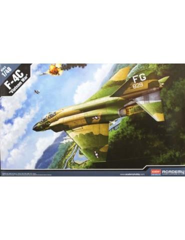 """Academy 12294 F-4C """"Vietnam..."""