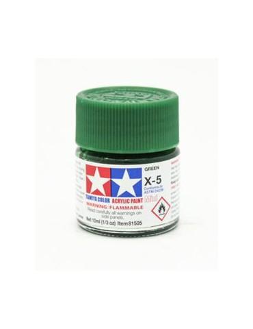 Tamiya 81505 Х-5 Green...