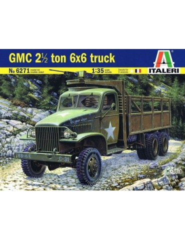 Italeri 6271 GMC 2 1/2 ton...