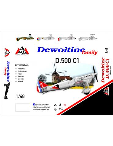 AMG 48401 Dewoitine D.500...