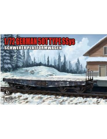 T-model TK7304 German 50T...