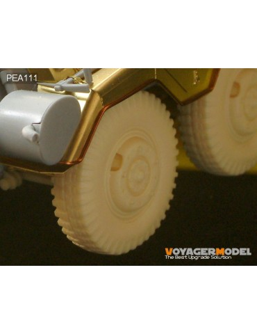Voyager Model PEA111 Road...