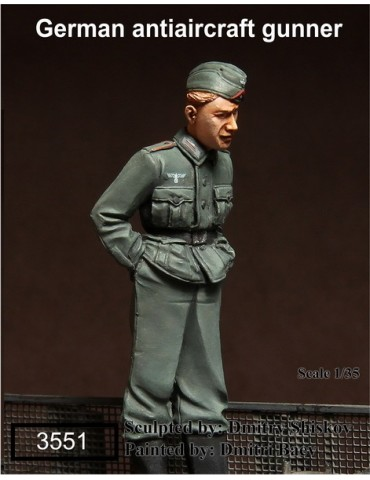 SOGA Miniatures 3551 German...