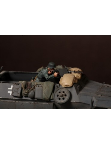 SOGA Miniatures 3544 German...