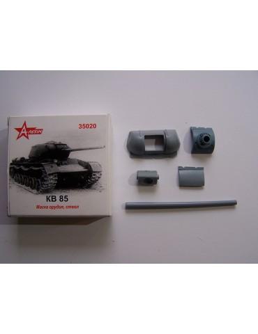 A-Resin 35020 Маска орудия,...