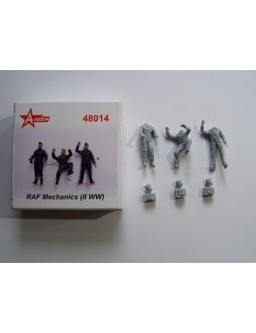 A-Resin 48014 RAF механики...