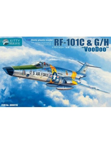 Kitty Hawk KH80116 RF-101C...