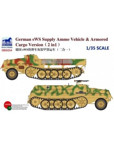 Bronco CB35214 German SWS...