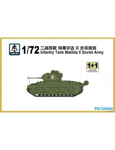 S-Model PS720056 Infantry...