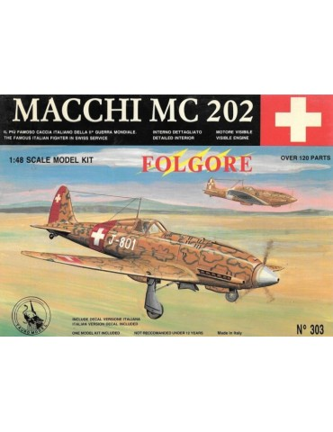 Tauro Model 303 Macchi MC...