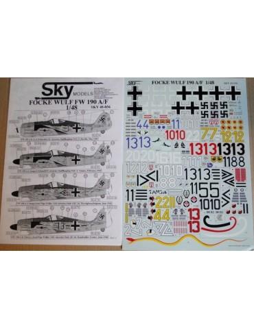 Sky Models 48-056 Focke...