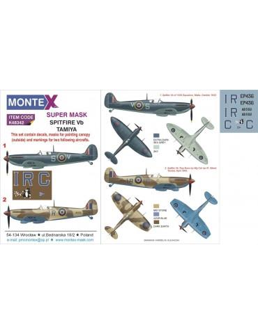 Montex K48342 Spitfire Vb...