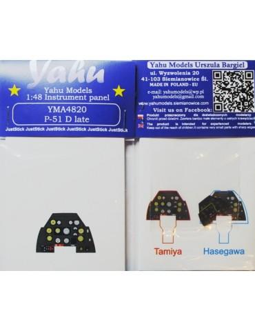 Yahu models YMA4820 P-51D...